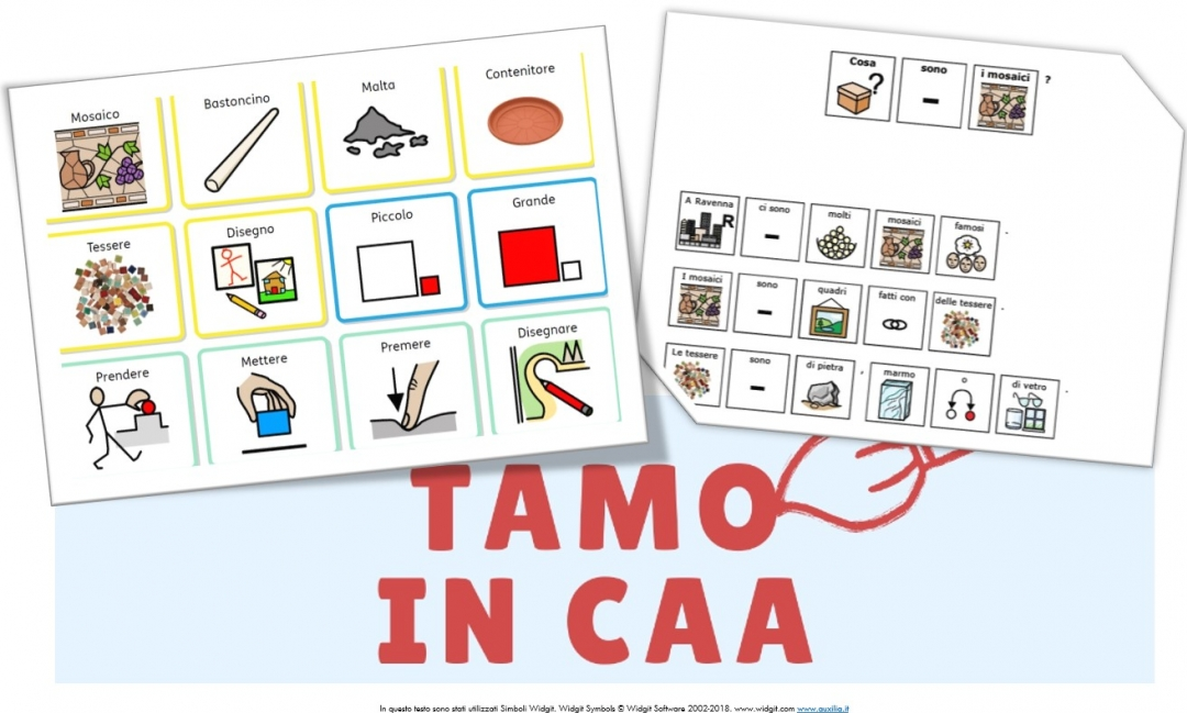 Museo Tamo in CAA tabelle